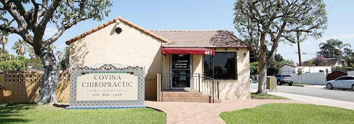 Chiropractic Covina CA Office Building